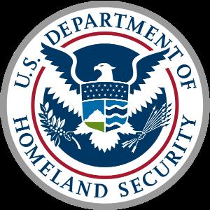 U.S. Department of Homeland Security logo
