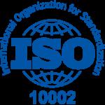 ISO 1002 logo