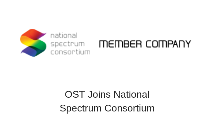 National Spectrum Consortium Member Company OST Joins National Spectrum Consortium